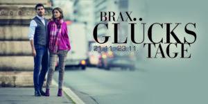 BRAX Glückstage 21.11.-23.11.