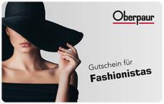 Gutschein für Fashionistas