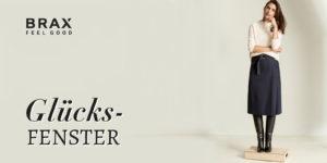 BRAX Glücksfenster-Aktion für Damen am 5.12.