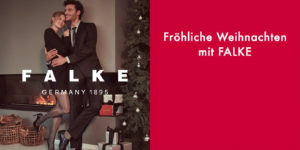 FALKE Weihnachtsstern-Aktion – Samstag, 5.12. im Erdgeschoss
