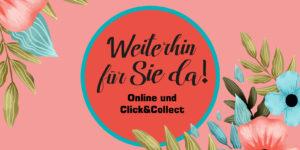 Read more about the article Weiterhin für Sie da!