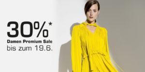 30% Premium Sale für Damen – bis 19.06.