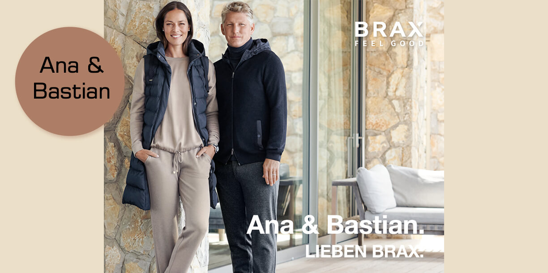 Read more about the article Unsere aktuelle Beilage: BRAX für Damen und Herren!