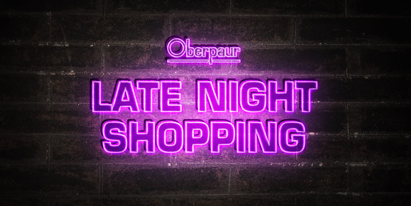 Read more about the article Late Night Shopping