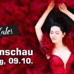 Einladung zur Modenschau am Samstag, 09. Oktober!